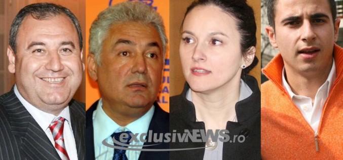 Alina Bica, Adreian Videanu, Dorin și Alin Cocoș, arestați preventiv
