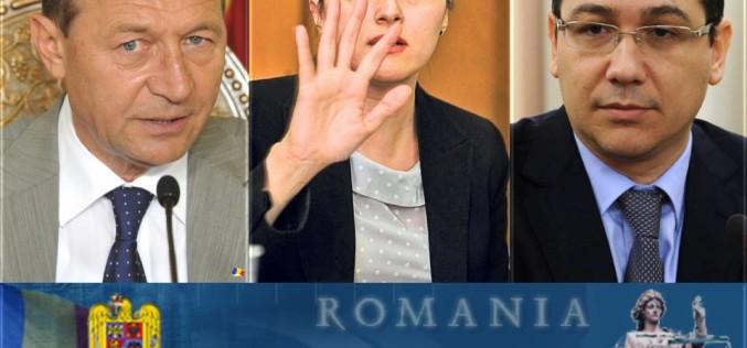 Alina Bica, șefa mafiei din România, pusă la DIICOT de Băsescu și Ponta, cu acordul CSM