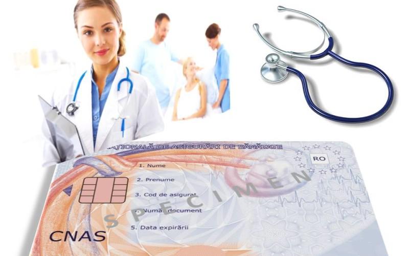 13,5 milioane de asiguraţi au intrat în posesia cardului de sănătate