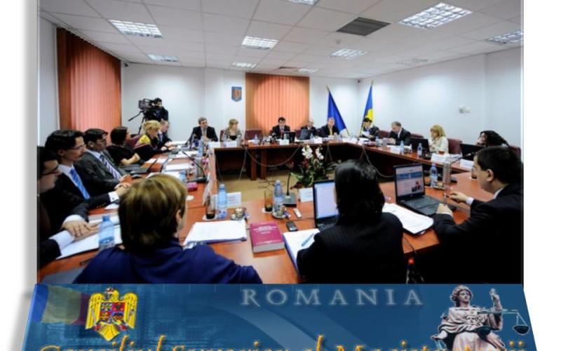 CSM: Raportul MCV evidențiază progresele înregistrate de România în Justiție