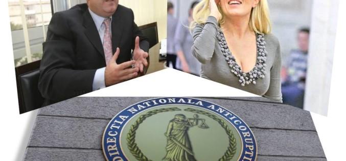 Elena Udrea, protejata lui Băsescu, săltată de procurorii DNA