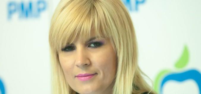 Elena Udrea a fost pusă sub control judiciar de către DNA