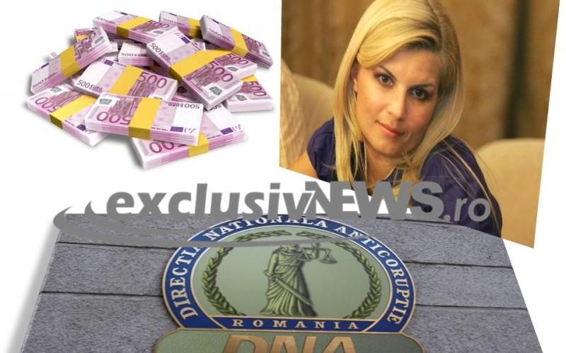 Elena Udrea, la un pas de pușcărie. DNA o acuză de spălare de bani