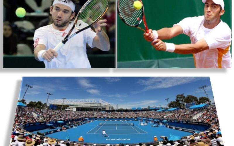 Horia Tecău l-a învins pe Florin Mergea și s-a calificat în semifinale la Australian Open