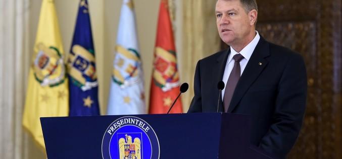 Iohannis a discutat cu partidele simplificarea ridicării imunității parlamentarilor