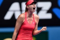 Maria Sharapova va juca finala de simplu feminin de la Australian Open 2015