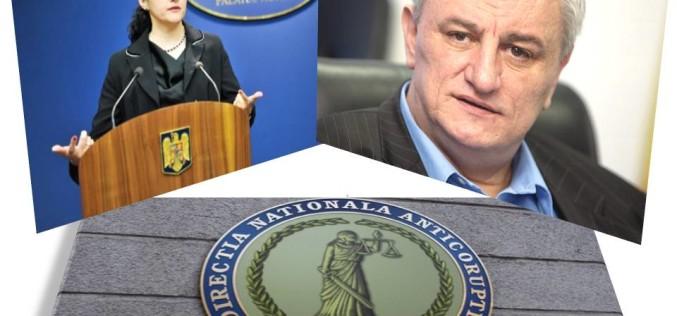 Soțul Alinei Bica, ridicat de procurorii DIICOT pentru o evaziune fiscală de 80.000 de lei