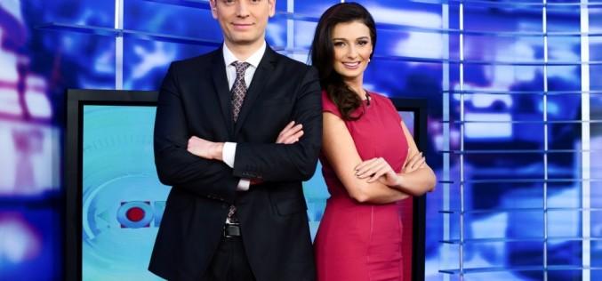 Valentin Butnaru și Olivia Păunescu, peripeții în doi ani de Obserbator Matinal