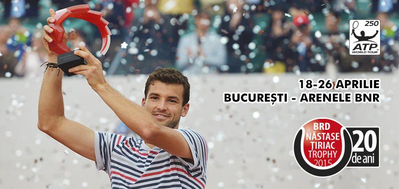 BRD Nastase Tiriac Trophy 2015