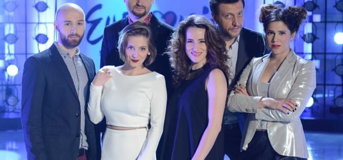 Bogdan Tudor, din The 50's, cu Blue Noise la Eurovision 2015
