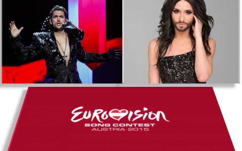 Conchita Wurst vrea să facă duet cu Cezar Ouatu, la Eurovision