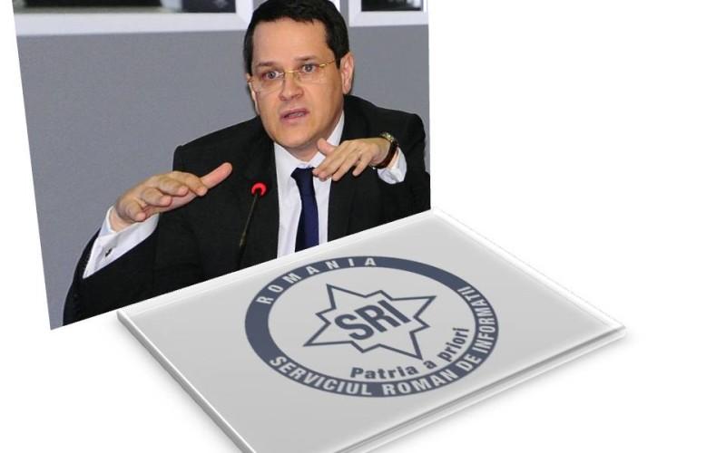 Eduard Hellvig este noul șef al SRI. Parlamentul l-a votat pe liberal la șefia serviciului