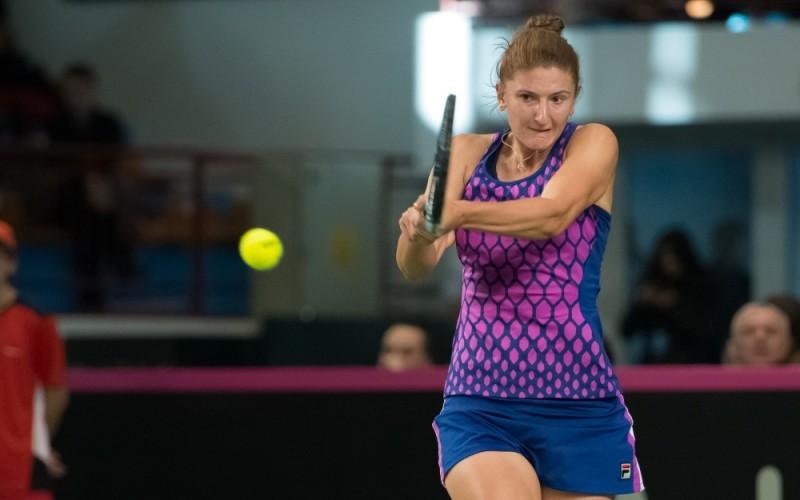 Irina Begu, calificare fabuloasă în sferturi de finală la turneul Madrid Open