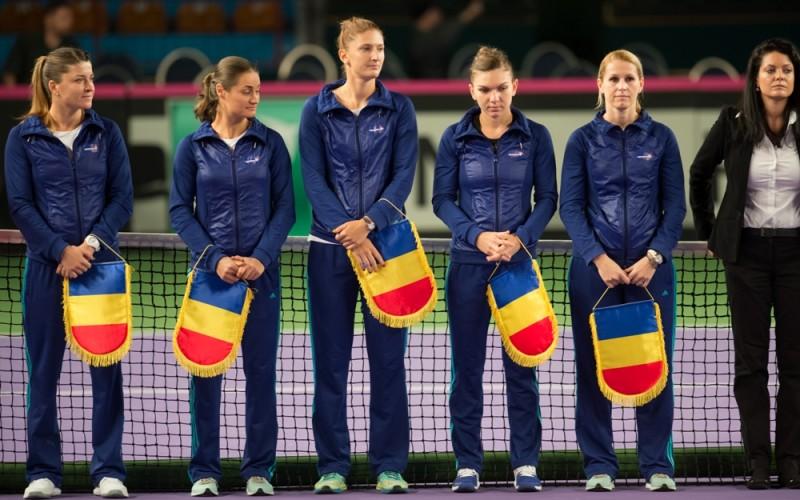 România e în elita tenisului mondial feminin. Tricolorele au învins Spania în Fed Cup