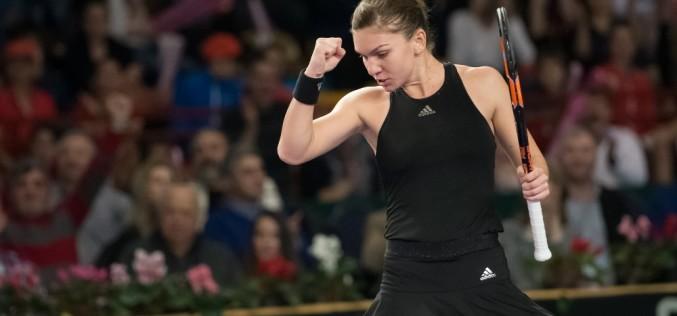 Simona Halep a reușit să o bată pe Makarova la Dubai