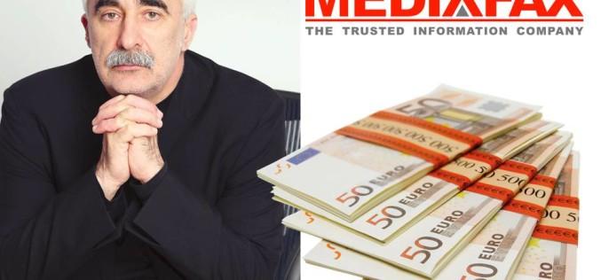 Adrian Sârbu, tun de 5 milioane de euro dat statului român