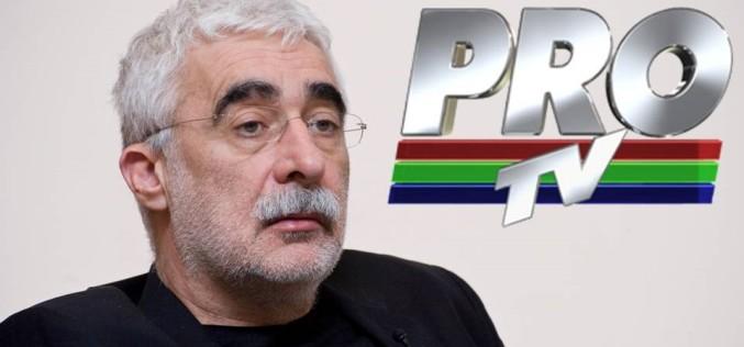 Adrian Sârbu, fondatorul Pro TV, reținut de procurori pentru evaziune fiscală