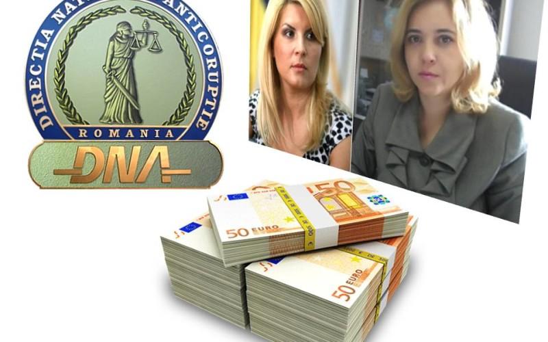 Ana Maria Topoliceanu, prietena lui Udrea, acuzată de DNA de luare de mită