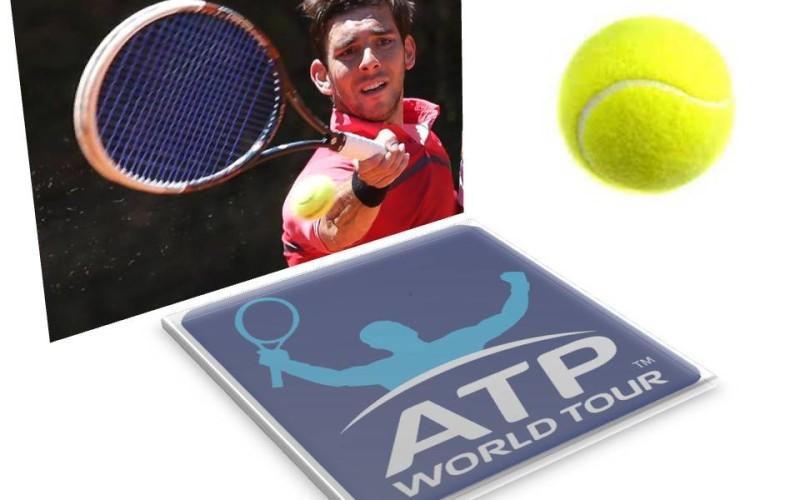 Vasile Antonescu, urcare spectaculoasă de 51 de locuri în clasamentul ATP