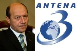 Reacție virulentă a lui Băsescu, după ce Antena 3 a dezvăluit că are firmă în Panama