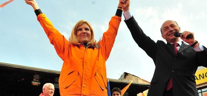 Elena Udrea, Ioana Băsescu și Dan Andronic, trimiși în judecată pentru finanțarea campaniei lui Băsescu