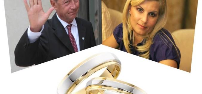 BOMBĂ | Traian Băsescu i-a promis lui Udrea că o ia de nevastă