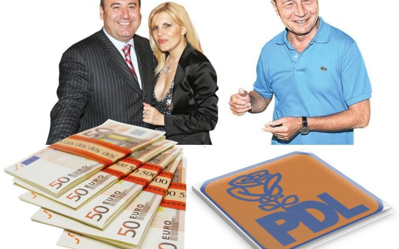 Băsescu a folosit bani negi la prezidențiale. Udrea confirmă că Dorin Cocoș a finanțat campaniile PDL