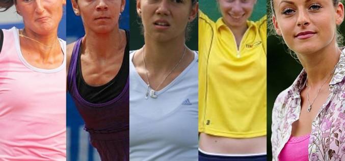 Cinci românce vor participa la turneul de tenis Rio Open 2015