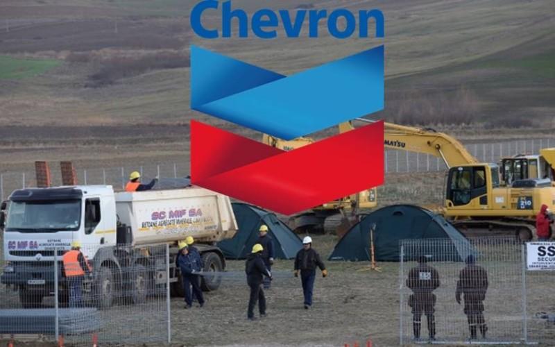 Chevron pleacă din România și renunță la explorarea gazelor de șist