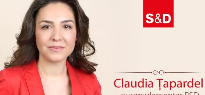 România, promovată la Salonul de Turism de la Bruxelles de eurodeputatul Claudia Țapardel