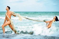 Bote chinuie la greu concurenții concursului Supermodels de la Kanal D