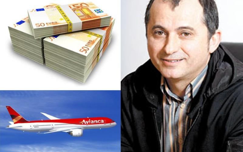 Miliardarul Costel Comana și-a pus capăt zilelor în toaleta unui avion al companiei Avianca
