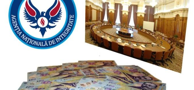 Deputații din Comisia Juridică, amendați de ANI, pentru că nu au revocat mandatul lui Petre Roman