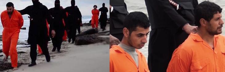 egipteni decapitati de statul islamic