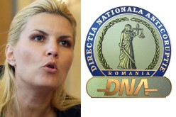 Elena Udrea a fost reținută de procurorii DNA