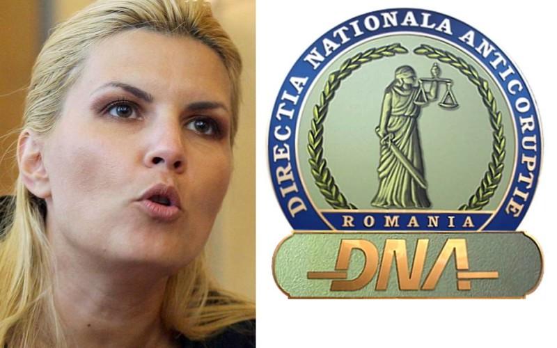 Elena Udrea trebuie să plătească 5 miliarde de lei ca DNA să nu o aresteze