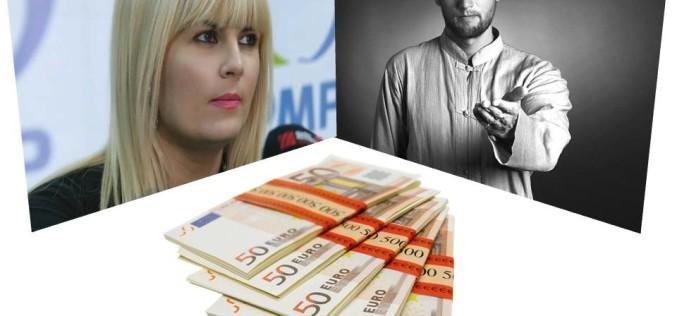 Oreste i-a cerut 10.000 de euro lui Udrea ca să-l dea în gât pe Dan Voiculescu