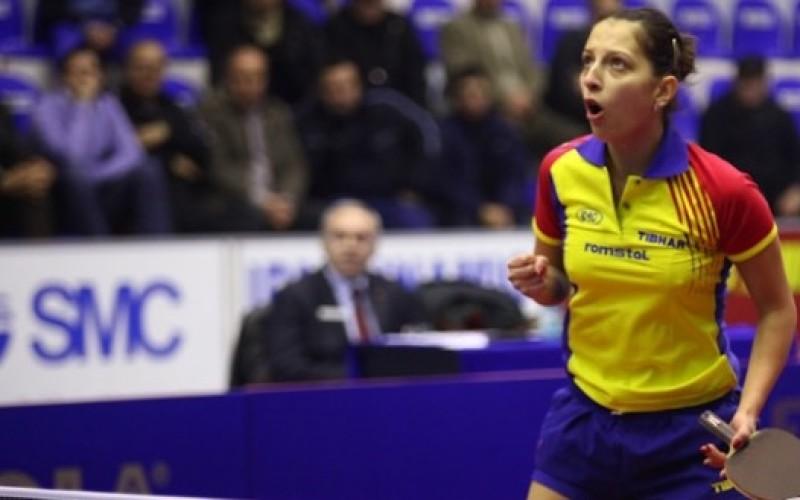 Elizabeta Samara și-a adjudecat turneul de tenis de masă Qatar Open