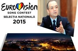 Emil Boc a refuzat ca finala Eurovision România să se organizeze la Cluj