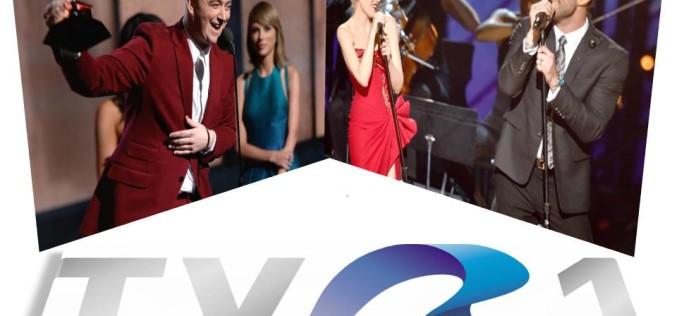 Gala Premiilor Grammy 2015, difuzată de TVR 1