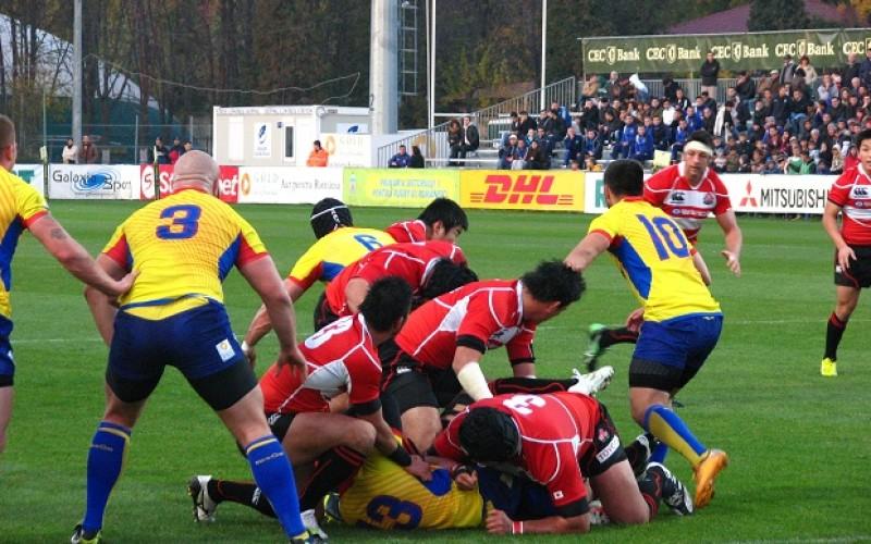 România, învinsă de Rusia la Campionatul European de Rugby