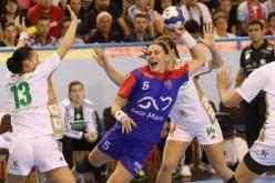 HCM Baia Mare, înfrângere urâtă cu Dinamo Volgograd. Băimărencele au ratat calificarea în semifinalele Ligii Campionilor