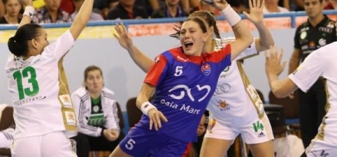 HCM Baia Mare, victorie uriașă în Liga Campionilor la Handbal Feminin