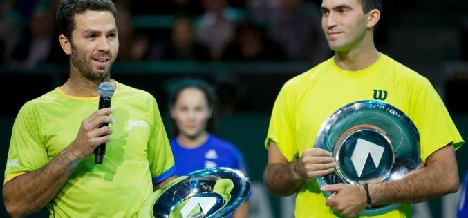 Horia Tecău a câștigat turneul de dublu de la Rotterdam