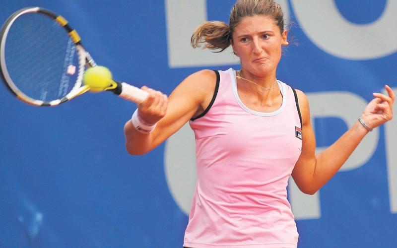 Irina Begu, calificare cu mari emoții în semifinale la Istanbul