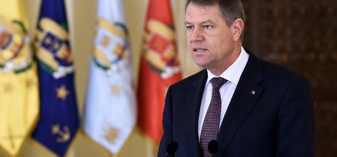 Klaus Iohannis l-a desemnat premier interimar pe Mihai Fifor
