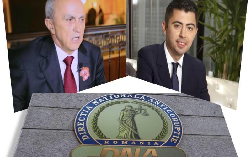 Mircea Cosma și Vlad Cosma, puși sub control judiciar de DNA, în dosarul cumnatului lui Ponta