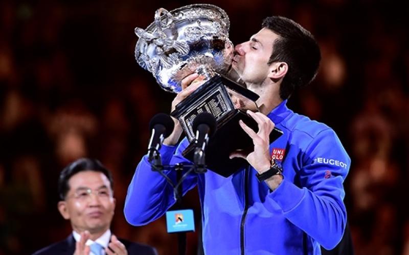 Novak Djokovic a câștigat  Australian Open 2015