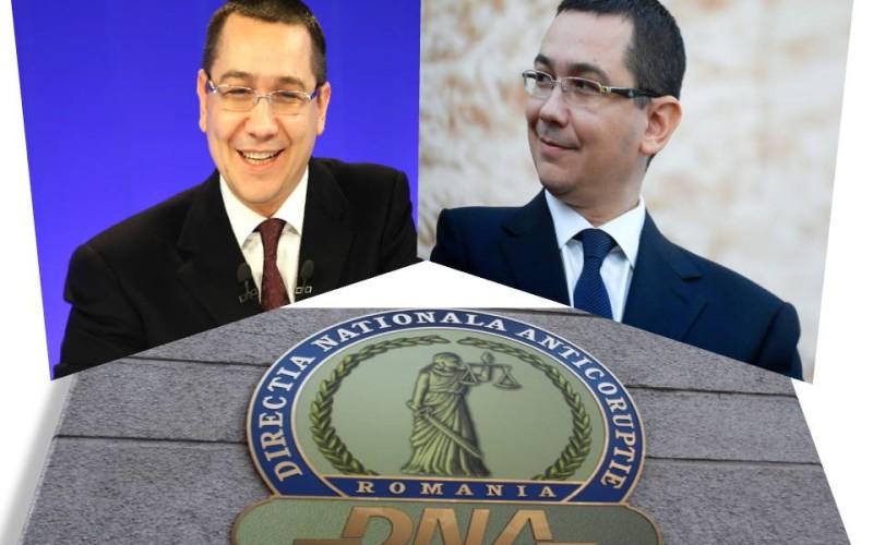 Ponta e acuzat de DNA de spălare de bani și evaziune fiscală. Procurorii i-au pus sechestru pe avere