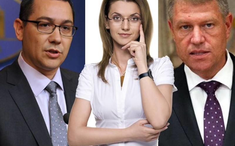 Iohannis, Ponta și Gorghiu, critică Senatul pentru că s-a opus anchetării lui Vosganian